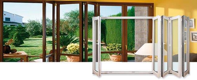 Sistema pvc armonico scorrevole it extermo - Griglie per finestre esterne ...